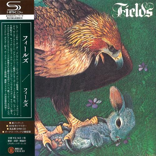 FIELDS (UK) / フィールズ / FIELDS - SHM-CD/2019 REMASTER / フィールズ - SHM-CD/2019リマスター