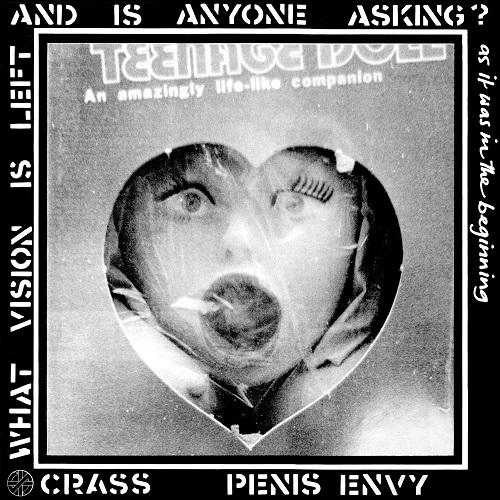 CRASS / PENIS ENVY