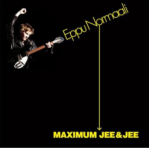EPPU NORMAALI / エップ・ノーマーリ / MAXIMUM JEE & JEE (LP)