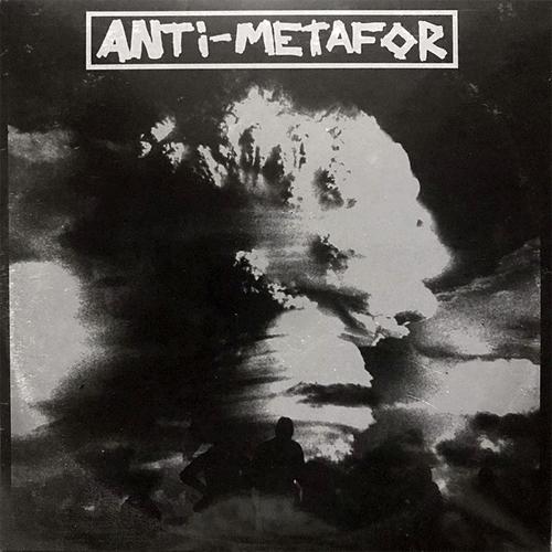 """ANTI-METAFOR / HYCKLARPOLITIK (7"""")"""