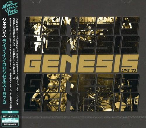 GENESIS / ジェネシス / LIVE '1973 / ライヴ・イン・ロサンゼルス 1973