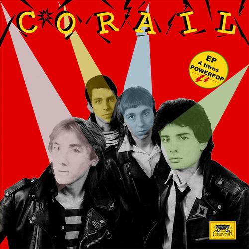 """CORAIL / LAISSEZ-NOUS REFAIRE LA TERRE (7"""")"""