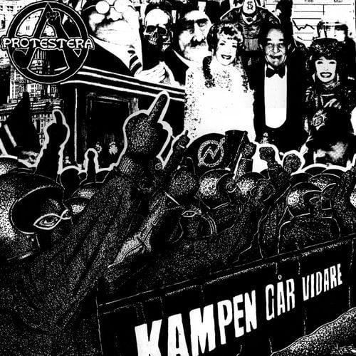PROTESTERA / KAMPEN GAR VIDARE