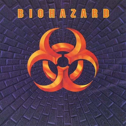 BIOHAZARD / バイオハザード / BIOHAZARD (LP)
