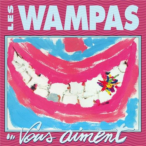 WAMPAS / ワンパス / VOUS AIMENT (LP)