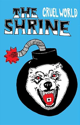 SHRINE / CRUEL WORLD (CASSETTE)