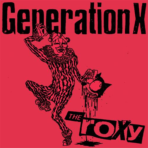 THE ROXY / GENERATION X
