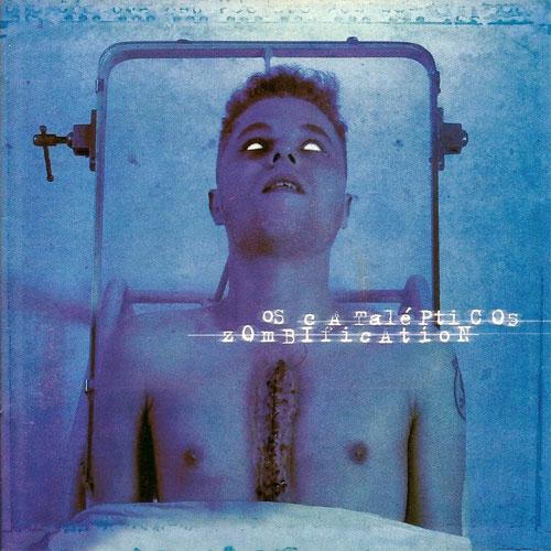OS CATALEPTICOS / オズ・カタルプテイコス / ZOMBIFICATION (LP)