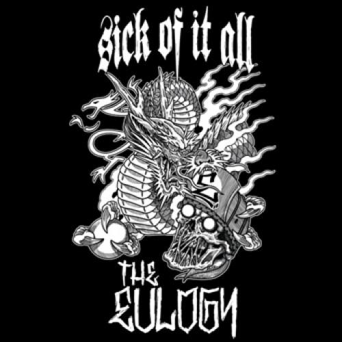 "SICK OF IT ALL : EULOGY / SPLIT (7"")"