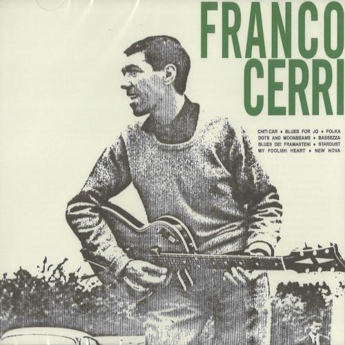 FRANCO CERRI / フランコ・チェリ / キタッラ