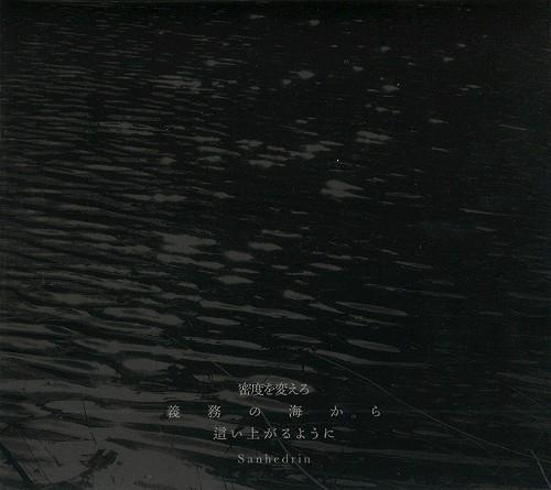 サンヘドリン(灰野敬二/吉田達也/ナスノミツル) / 密度を変えろ 義務の海から這い上がるように