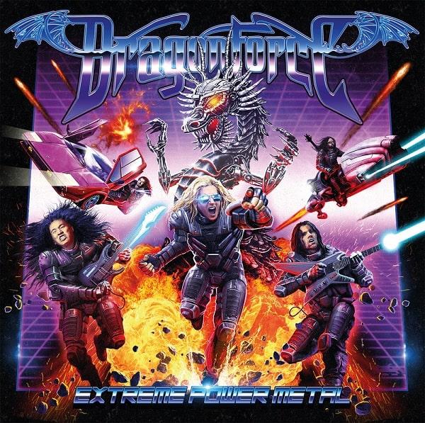 DRAGONFORCE / ドラゴンフォース / EXTREME POWER METAL / エクストリーム・パワー・メタル<通常盤>