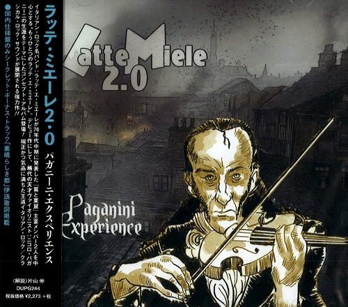 LATTE MIELE 2.0 / ラッテ・ミエーレ2.0 / PAGANINI EXPERIENCE / パガニーニ・エクスペリエンス