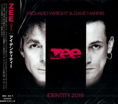 ZEE / アイデンティティ