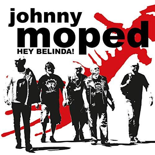 "JOHNNY MOPED / ジョニー・モープド / HEY BELINDA! (7"")"