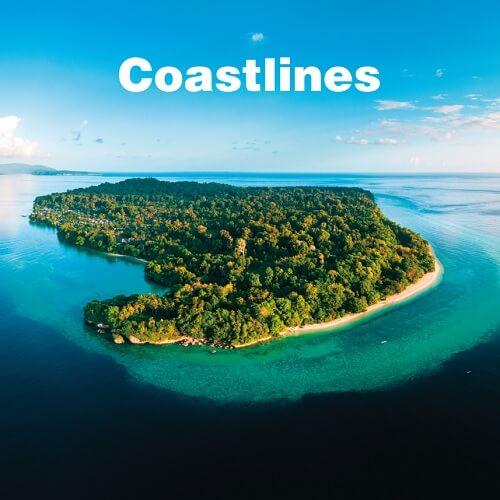 COASTLINES/COASTLINES