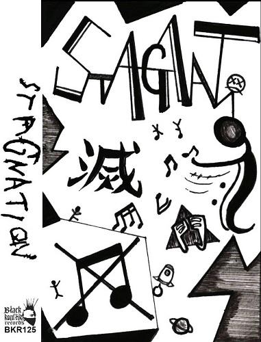 STAGNATION / !!! (CASSETTE)