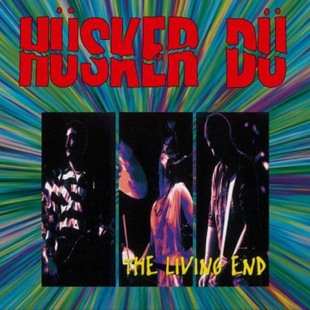 HUSKER DU / ハスカーデュー / LIVING END (2LP)