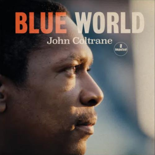 JOHN COLTRANE / ジョン・コルトレーン / Blue World(LP)