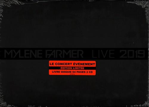 MYLENE FARMER / MYLENE FARMER LIVE 2019: LIMITED DELUXE BOOKSET