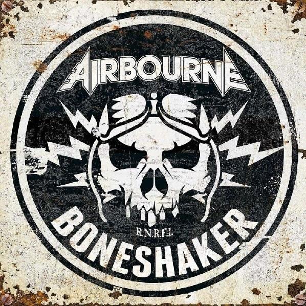 AIRBOURNE / エアボーン / BONESHAKER-DELUXE- (PAPERSLEEVE)