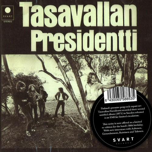 TASAVALLAN PRESIDENTTI / II