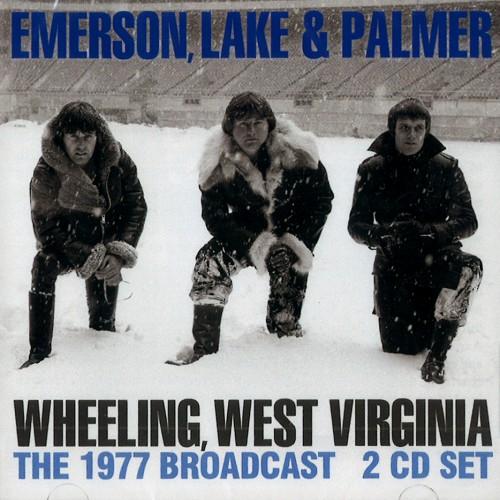 EMERSON, LAKE & PALMER / WHEELING, WEST VIRGINIA