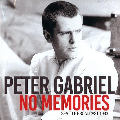 PETER GABRIEL / NO MEMORIES