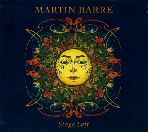 MARTIN BARRE / STAGE LEFT - REMASTER