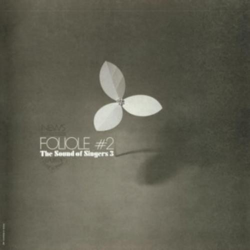 フォリオール#2(LP)/SINGERS THREE/シンガーズ・スリー/RSD DROPS ...