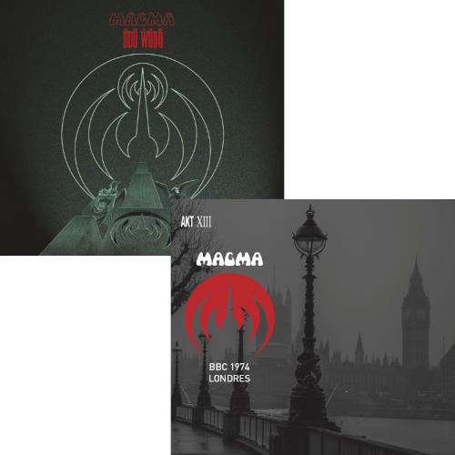 マグマ 『ウドゥ・ヴドゥ』 『BBC 1974コンサート』