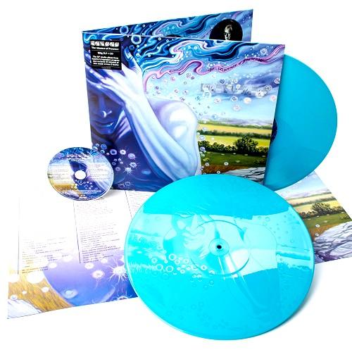 KANSAS / カンサス / THE ABSENCE OF PRESENCE: GATEFOLD LIGHT BLUE 2LP+CD - 180g LIMITED VINYL