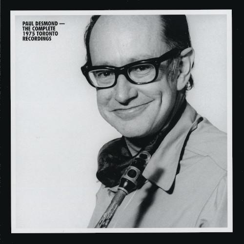 PAUL DESMOND / ポール・デスモンド / Complete 1975 Toronto Recordings(7CD)