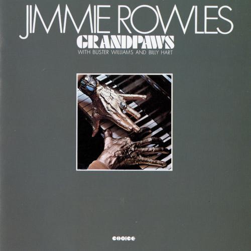 グランドポウズ/JIMMY ROWLES/ジミー・ロウルズ|JAZZ|ディスク ...
