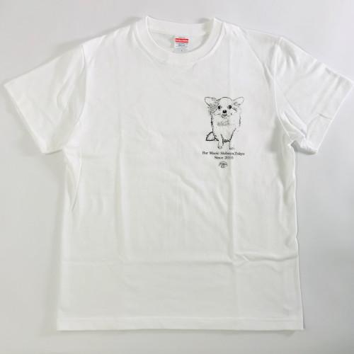 TOMOAKI NAKAMURA / 中村智昭(MUSICAANOSSA / Bar Music) / Bar Music Tホワイト XL