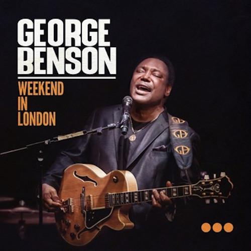 GEORGE BENSON / ジョージ・ベンソン / Weekend In London(2LP/180g/ORANGE VINYL)