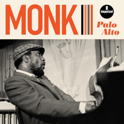 THELONIOUS MONK / セロニアス・モンク / Palo Alto(LP)
