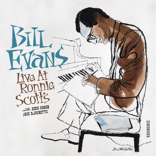 BILL EVANS / ビル・エヴァンス / ライヴ・アット・ロニー・スコッツ(2LP)