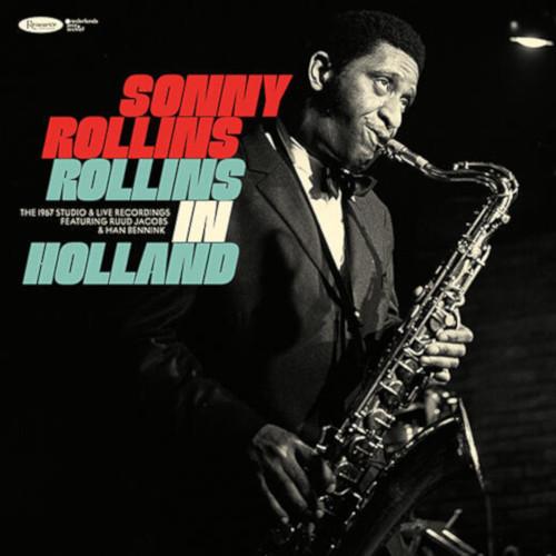 SONNY ROLLINS / ソニー・ロリンズ / Rollins In Holland: The 1967 Studio & Live Recordings(3LP) / ロリンズ・イン・ホランド:ザ1967 スタジオ・アンド・ライヴ・レコーディングス(3LP)
