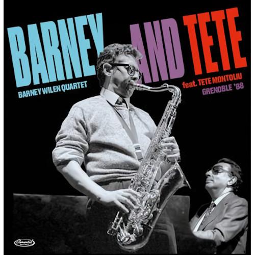 BARNEY WILEN / バルネ・ウィラン / Barney and Tete: Grenoble '88(LP)