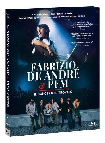 FABRIZIO DE ANDRE/PFM / IL CONCERTO RITROVATO