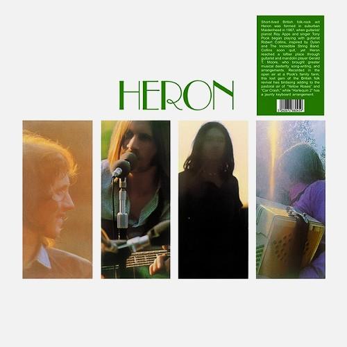 HERON / HERON - 180g LIMITED VINYL