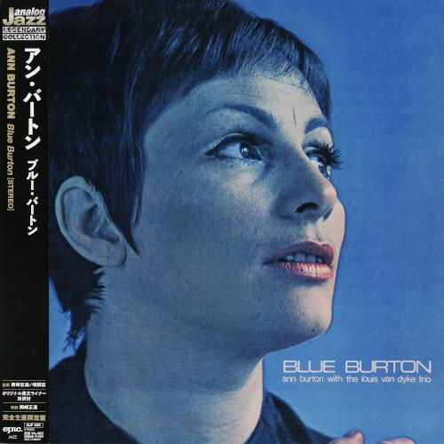 ANN BURTON / アン・バートン / Blue Burton / ブルー・バートン(LP/180g重量盤)
