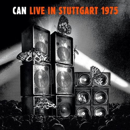 CAN / LIVE STUTTGART 1975