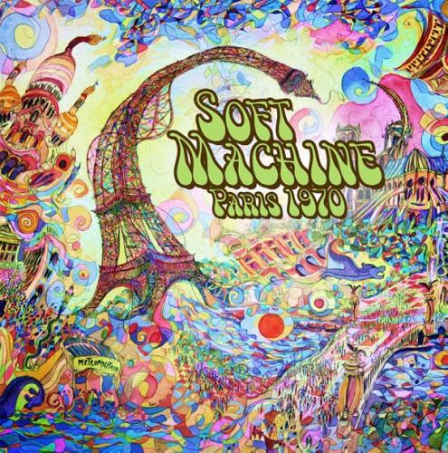 SOFT MACHINE / PARIS 1970