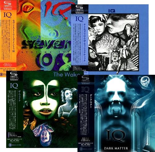 IQ / 紙ジャケットSHM-CD4タイトルまとめ買いセット