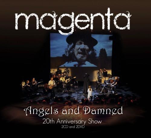 MAGENTA / マジェンタ / ANGELS AND DAMNED: 20TH ANNIVERSARY SHOW 2DVD+2CD