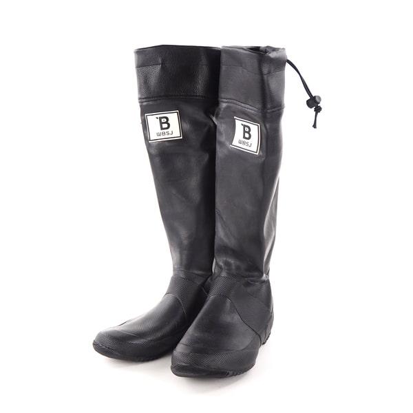 バードウォッチング長靴 ブラック / バードウォッチング長靴 ブラック M (25.0cm)