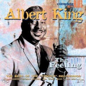 キング アルバート Albert King(アルバート・キング)そのフライングVから繰り出す至高のチョーキングに世界がひれ伏す!