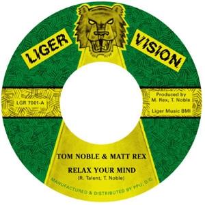 TOM NOBLE & MATT REX / トム・...